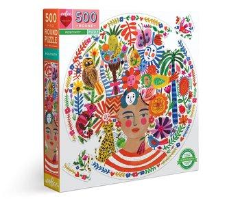 Positivity 500pc Round Puzzle