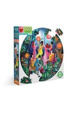 eeBoo Moon Dance 500pc Puzzle