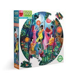 eeBoo Moon Dance 500pc Puzzle