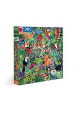 eeBoo Amazon Rainforest 1000pc Puzzle