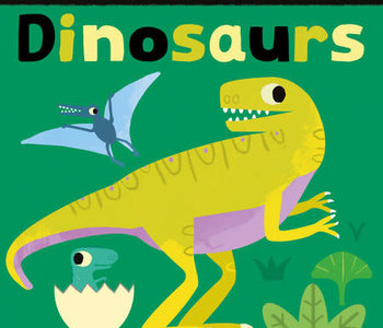 Dinosaurs Board Book