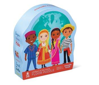 Children Of The World 36pc Floor Puzzle