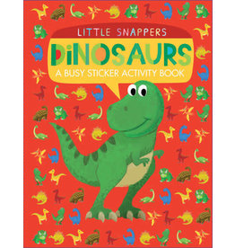 Tiger Tales Little Snapper's Dinosaurs Sticker Activity Book