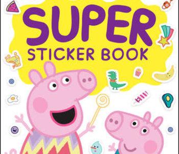 Peppa Pig Super Sticker Book