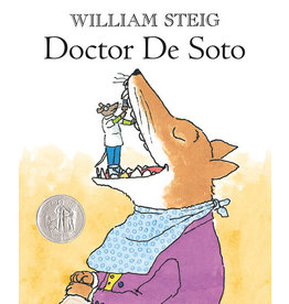 Square Fish Dr De Soto by William Steig