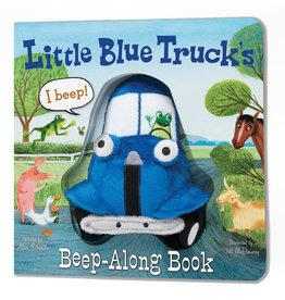 Houghton Mifflin Harcourt Little Blue Truck's Beep Along Book