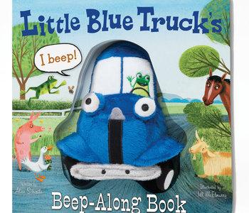 Little Blue Truck's Beep Along Book