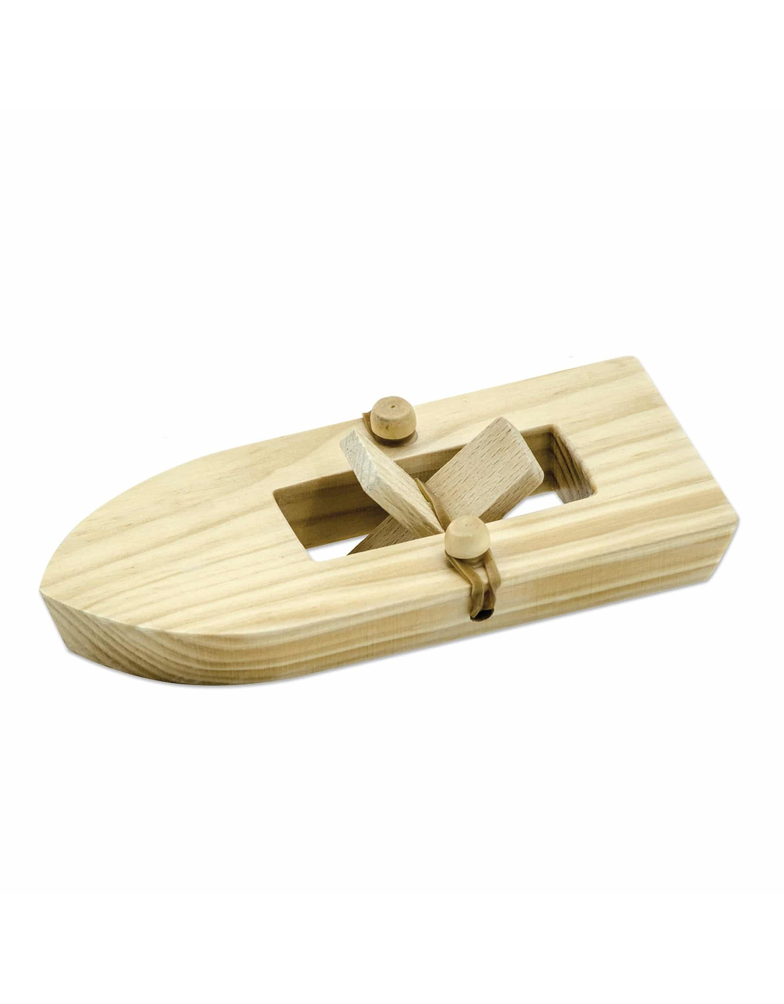 Schylling Wooden Paddle Boat
