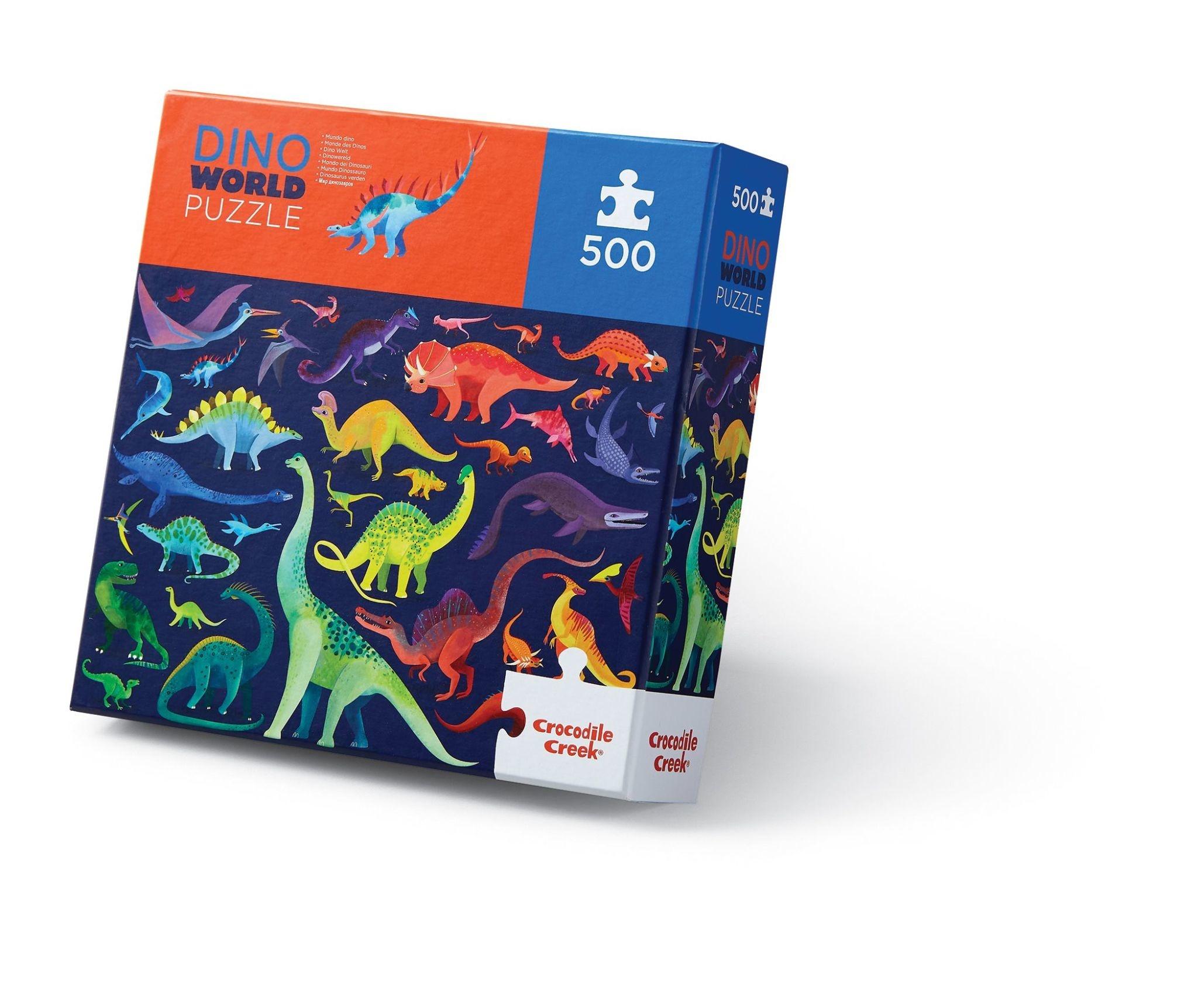 Dino World 500pc Puzzle