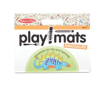 Dinosaur Playmats