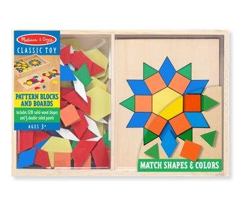 Pattern Blocks & Boards