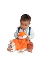 Manhattan Toy Fairytale Snuggle Fox Blankie