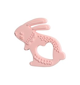 Manhattan Toy Silicone Teether Bunny