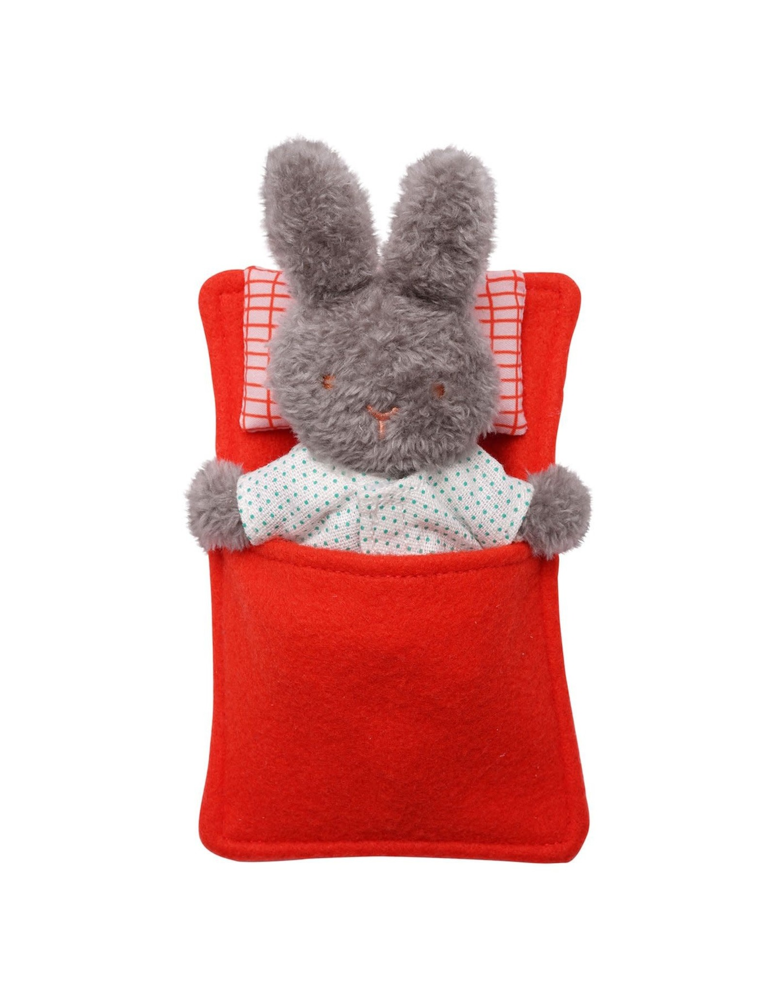 Manhattan Toy LIttle Nook Berry Bunny