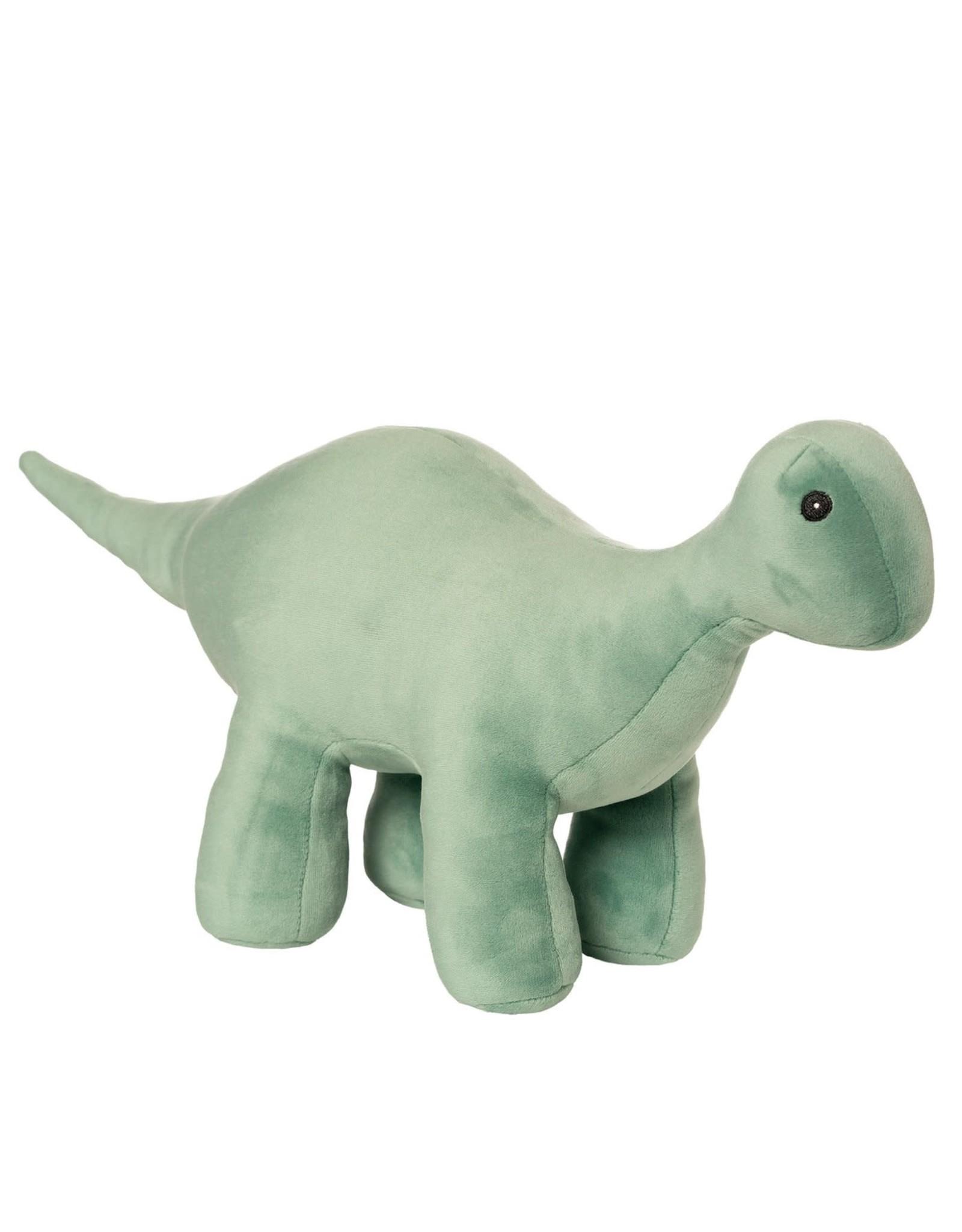 Manhattan Toy Velveteen Dino Stomper Brontosaurus