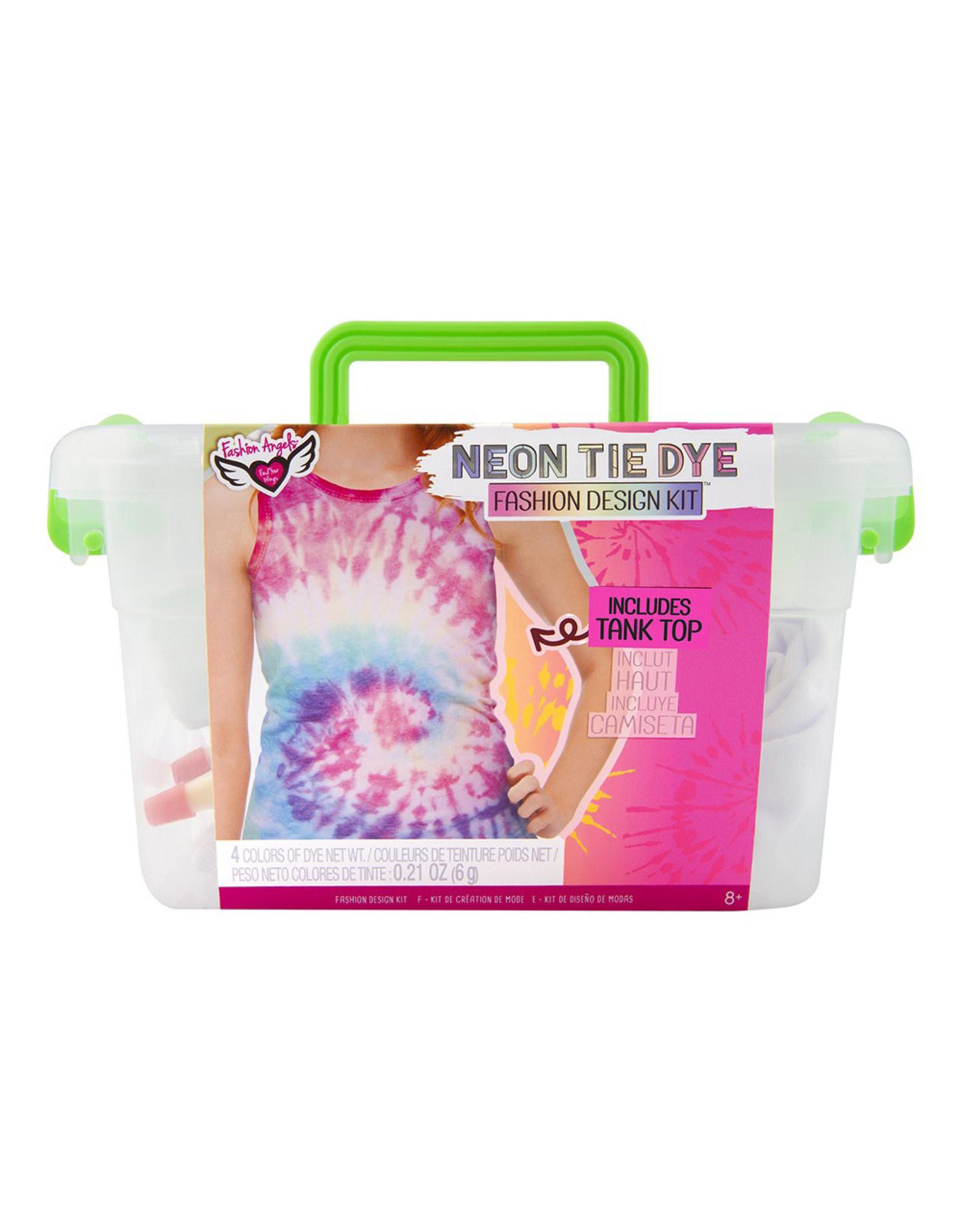 Fashion Angels Fashion Angels Tie Dye Tank Top Design Kit