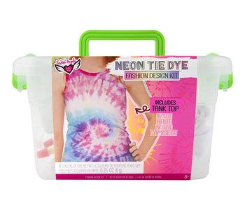 Fashion Angels Tie Dye Tank Top Design Kit