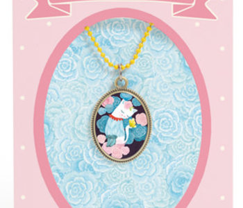 Lovely Sweet Chat Necklace