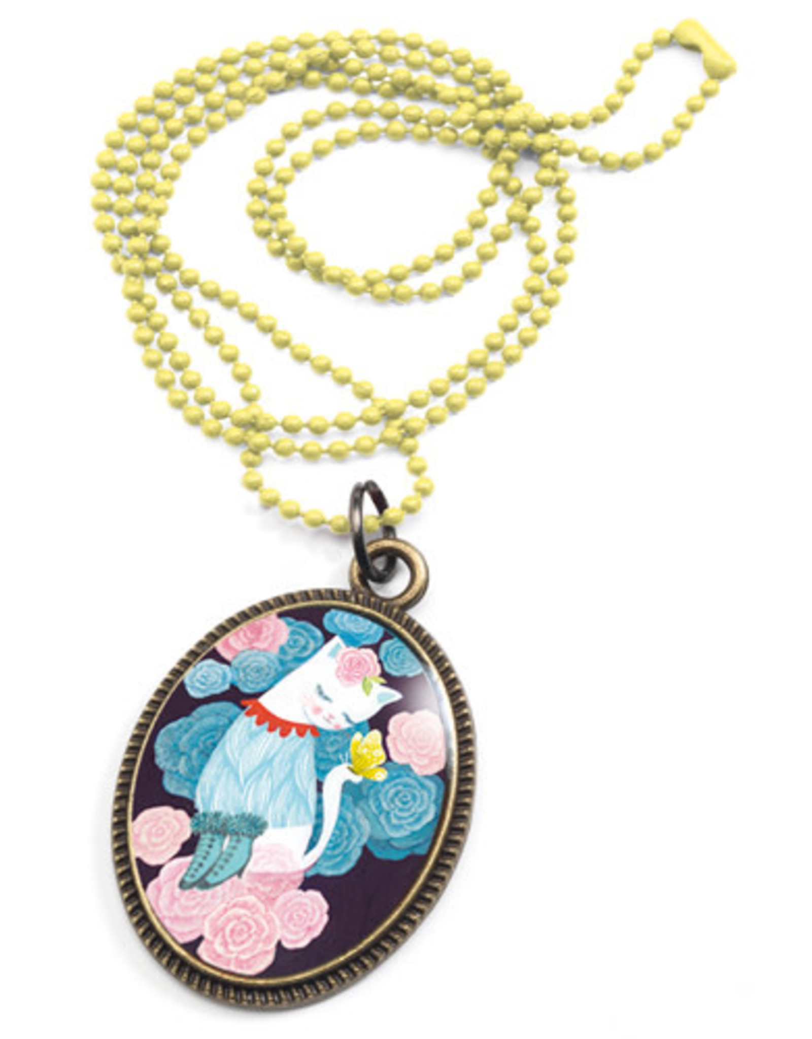 Djeco Lovely Sweet Chat Necklace