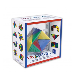 Popular Playthings Mag Blocks 24pc