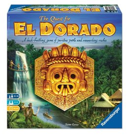 Ravensburger The Quest for El Dorado Game