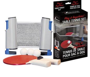 TABLE TENNIS SET - EXPANDABLE NET