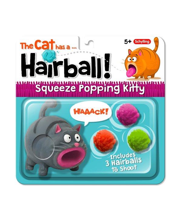 Hairball Kitty