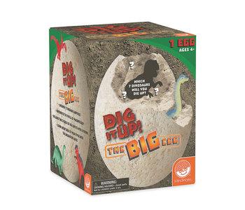 Dig It Up! The Big Egg