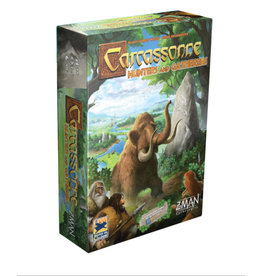 Z-Man Carcassonne - Hunters and Gatherers