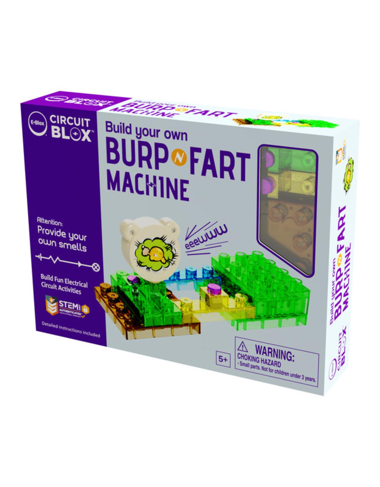 Burp & Fart Machine
