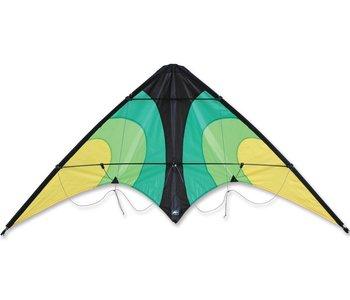 Lightning Dual Line Sport Kite Emerald