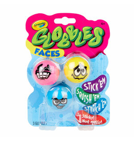 Crayola Silly Faces Globbles