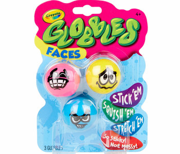 Silly Faces Globbles