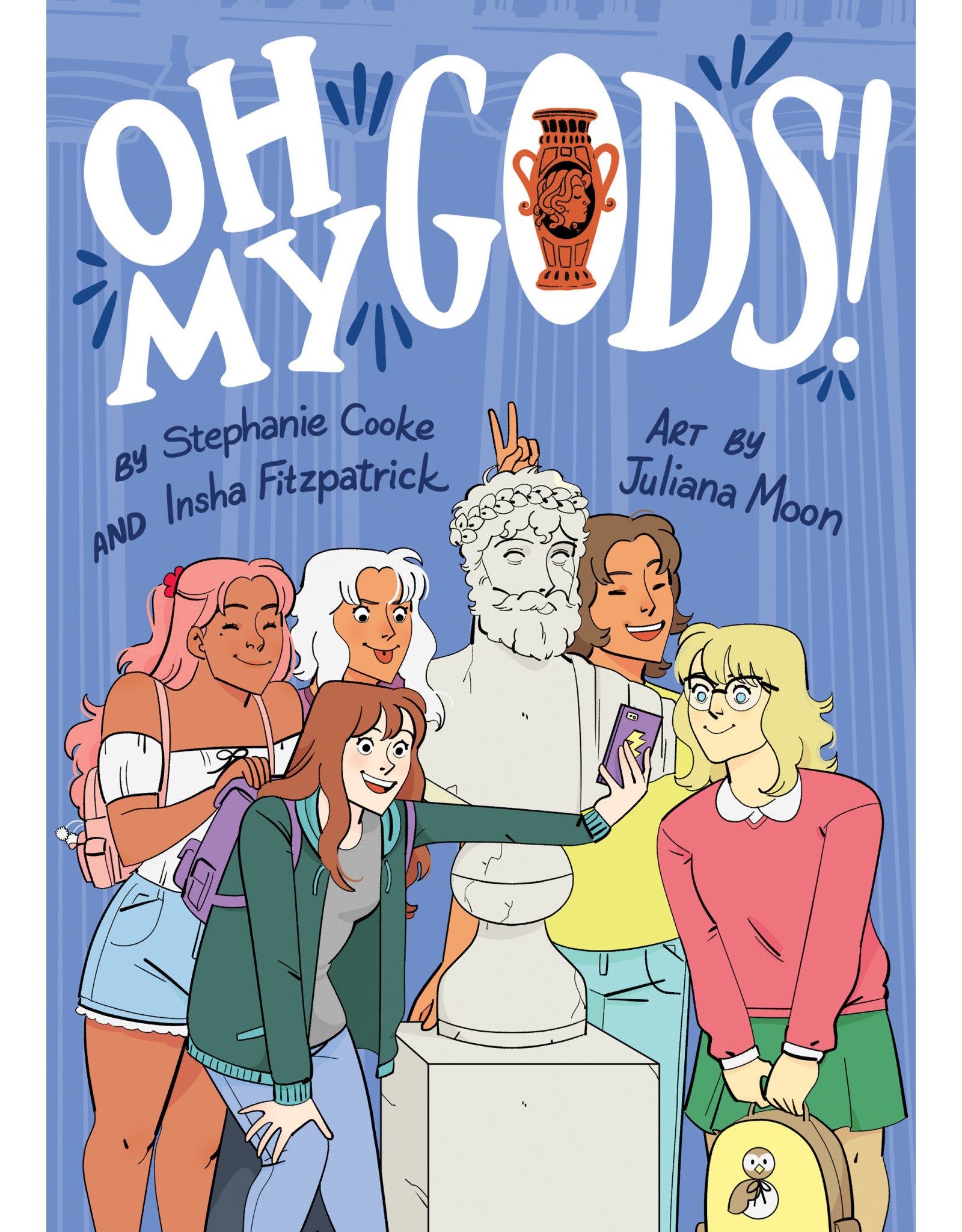 Houghton Mifflin Harcourt Oh My Gods!
