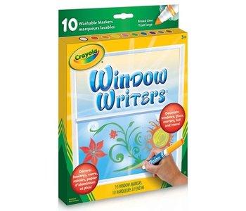 Window Writer Markers