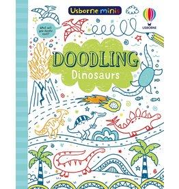 Usborne Mini Books: Doodling Dinosaurs