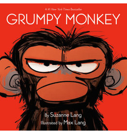 Random House Grumpy Monkey Board Book