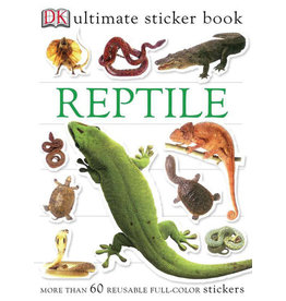 DK Reptile Ultimate Sticker Book