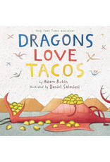 Puffin Dragons Love Tacos