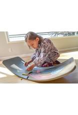 Kinderfeets Kinderfeets Kinderboard Chalkboard Grey