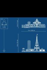 LEGO® LEGO® Architecture Paris Skyline