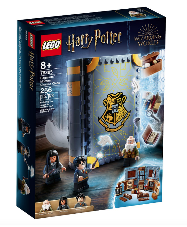LEGO® Harry Potter™ Hogwarts™ Moment: Charms Class
