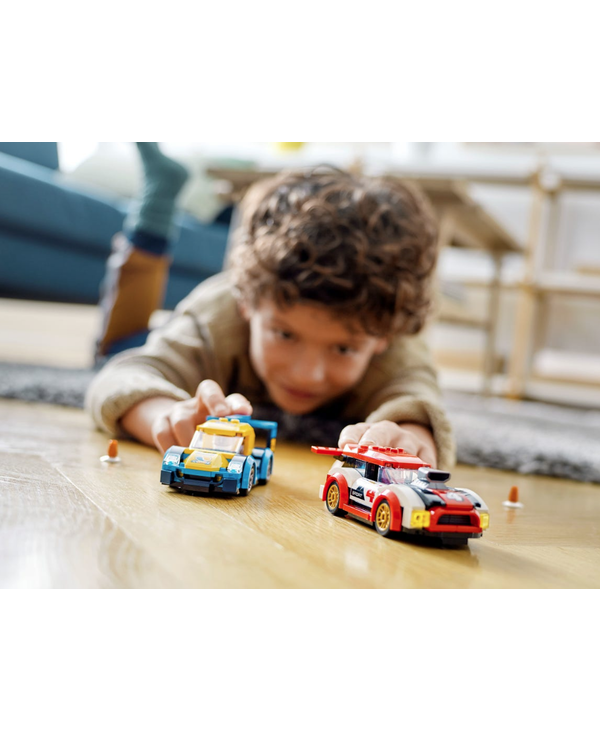 LEGO® City Racing Cars