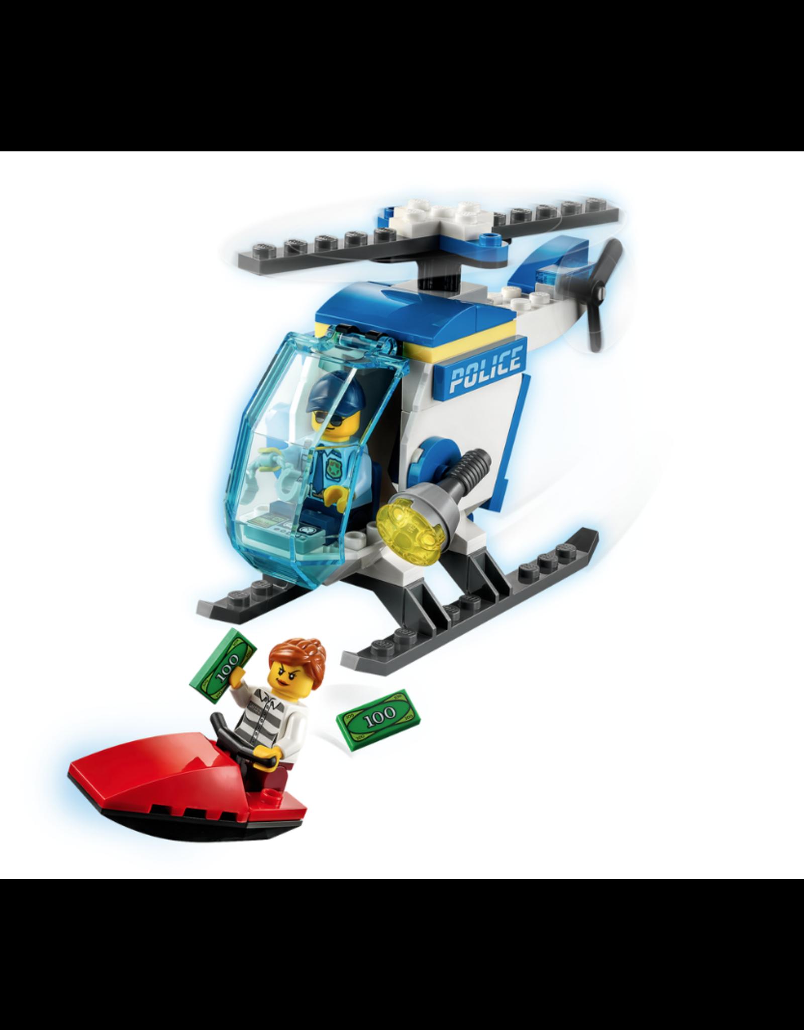 LEGO® LEGO® City Police Helicopter