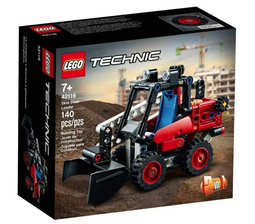 LEGO® Technic™ Skid Steer Loader