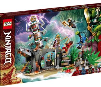 LEGO® NINJAGO® The Keepers' Village