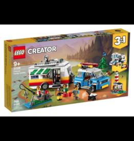 LEGO® LEGO® Creator 3in1 Caravan Family Holiday