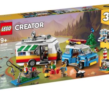 LEGO® Creator 3in1 Caravan Family Holiday