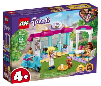 LEGO® Friends Heartlake City Bakery