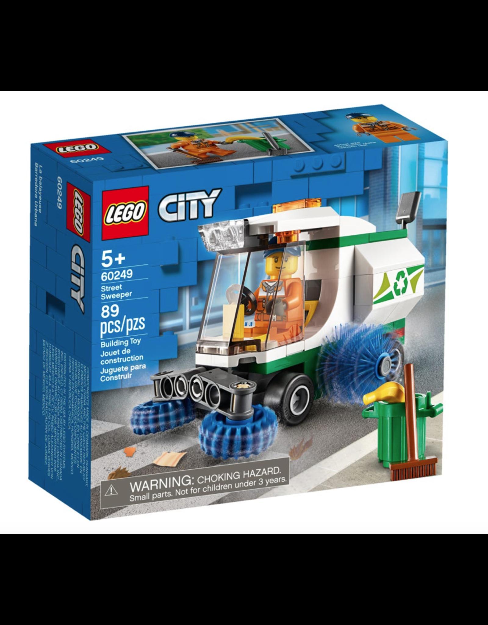 LEGO® LEGO® City Street Sweeper